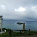 あだん亭 - 平久保灯台