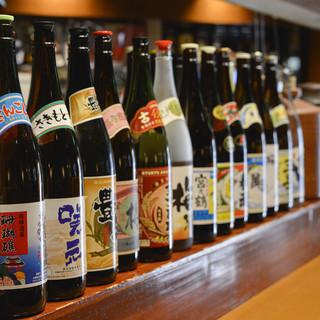 沖縄全酒造所の泡盛がございます