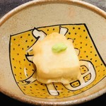 116561649 - 揚げ胡麻豆腐