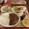 Kicchinsakura - 料理写真:牛スジカレーセット¥1,382