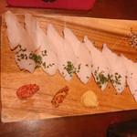 Nakameguroguriru - 大山鶏 胸肉のロースハム
