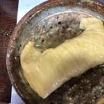 三良坂地豆腐処 豆遊 - 胡麻豆腐湯葉巻