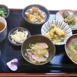ミルクランド - メニュー写真はNGと言われ 食事の写真ならオケ(≧∇≦)bと言われたので載せました(無断撮影はダメみたいです)