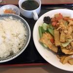 中華料理ぼん天 - 料理写真: