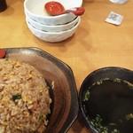 博多JIRO - チャーハン スープ