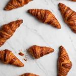 ブリオッシュ・ドーレ&カフェ - 料理写真:AOP発酵バター クロワッサン