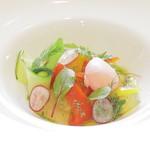 ヴィーナスコート 佐久平 - 秋野菜とトマトのラタトゥイユ