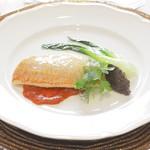 ヴィーナスコート 佐久平 - いとより鯛ロースト クーリードトマトとタプナード