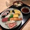 よし乃 - 料理写真:本日の特選にぎり盛り合せ(1100円)