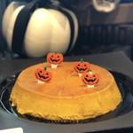 116584489 - かぼちゃプリン@MVP。かぼちゃそのものの味が生きてる