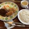 レストラン むらやま亭 - 料理写真:デミグラスハンバーグセット