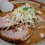 拉麺阿修羅 - チャーシュー胡麻ラーメン