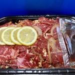 コストコ - アメリカ産のビーフとレモン、玉ねぎが入っています!!