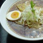 比内や - 比内地鶏のスープを使ったラーメン