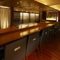 Bar karma - カウンター8席