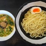 風の味 麺や 勝 - 料理写真:つけめん中