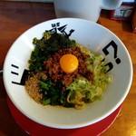 麺者風天 - 料理写真:辛肉まぜそば