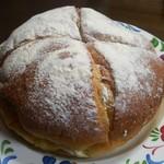 ハートブレッドアンティーク - 料理写真:もちもち湯種ブール