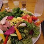 魚と野菜のうまい店 伸信 -