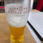 キッチン 大宮 - ◆キリン一番搾り生ビール 702