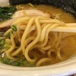 麺家 花一 本店 - 麺りふ