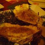 リガール - ■牡蠣の香草パン粉焼き