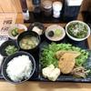 Noukashokudouwagaya - 料理写真:わがや定食(2019年9月)税込900円