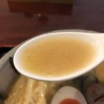 麺's たぐち - スープ