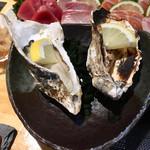 オイスターダイニング せるふぃっしゅ - 生牡蠣・焼き牡蠣