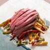 Shuchuukakuushin - 料理写真:素材の旨味が味わえる『空心流 上州和牛イチボの青椒牛肉絲』