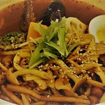 スープカレーの田中さん - 10月のマンスリーたっぷり7種きのこスープカレー
