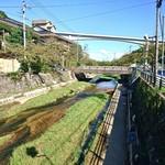 珈琲屋 Yori荘 - その他写真:お店の前を流れる玉湯川 (晴れの日バージョン)