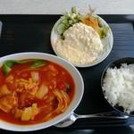 吉泉食堂 - 料理写真:「日替わり定食B」700円