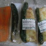 佐久商店 - 糠漬け 3個1050円