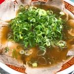 もっこす - 料理写真:中華そば