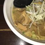 すする 担々麺 -