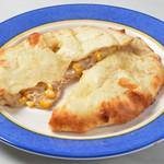 ベンガルカレー亭マンナン - 料理写真:ツナチーズコーンナン