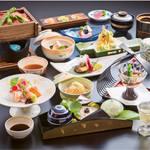 御料理 みつ乃家 - 松風6,000円