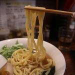 沖縄食堂 - 沖縄そばの麺