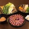 Shinshuusobamurata - 料理写真:鴨鍋