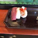 寿司善 - 料理写真:ランチにぎり 850円