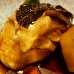 酒菜食彩 七福 - メロの煮付け