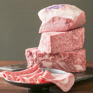 日本三大和牛や全国の厳選和牛の魅力を満喫