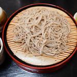 高原食堂 - 料理写真:ざるそば
