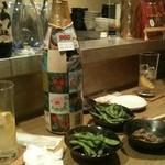 花きりん - お酒の種類も豊富です♪
