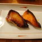 魚久 人形町店 - 京粕漬焼いたもの