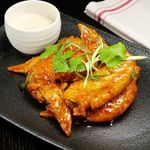 ■Sweet & Spicy Chicken Wings / バッファローウイング
