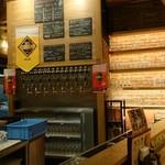 道頓堀クラフトビア醸造所 - 15tap