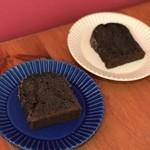 麦 MUJI - ゴマパウンドケーキ