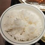 なんぶの郷 - ご飯